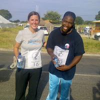Carolyn and Mpho (PC Staff)