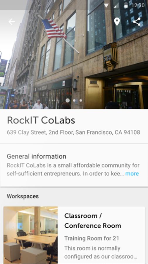 LiquidSpace- screenshot