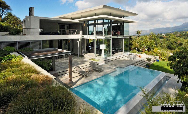 A Saota Építész Iroda Munkái - Luxus Házak, Különleges Helyeken
