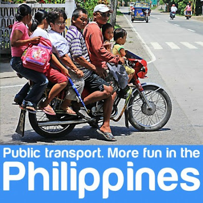 Public Transport. More Fun in the Philippines.