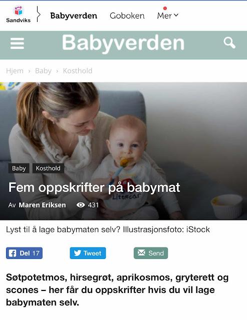 https://www.babyverden.no/baby/kosthold-baby/fem-oppskrifter-pa-babymat/