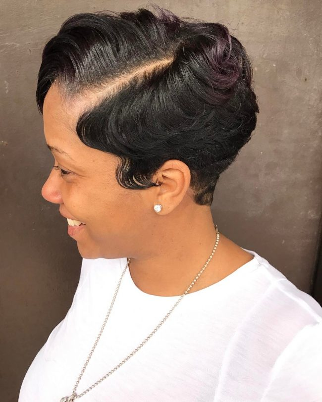 20 Best Black Women Short Hairstyles In 2018 Fashion 2d