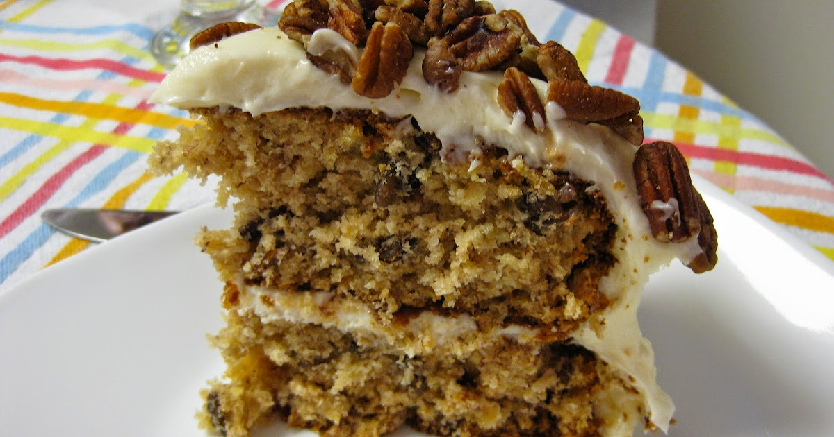 Hummingbird Cake Recipe Joy Of Baking: Home-Baked Happiness: Hummingbird Cake