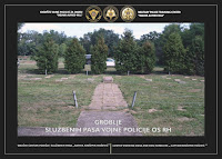 Groblje službenih pasa Vojne policije