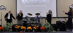 We love singing for Jesus!