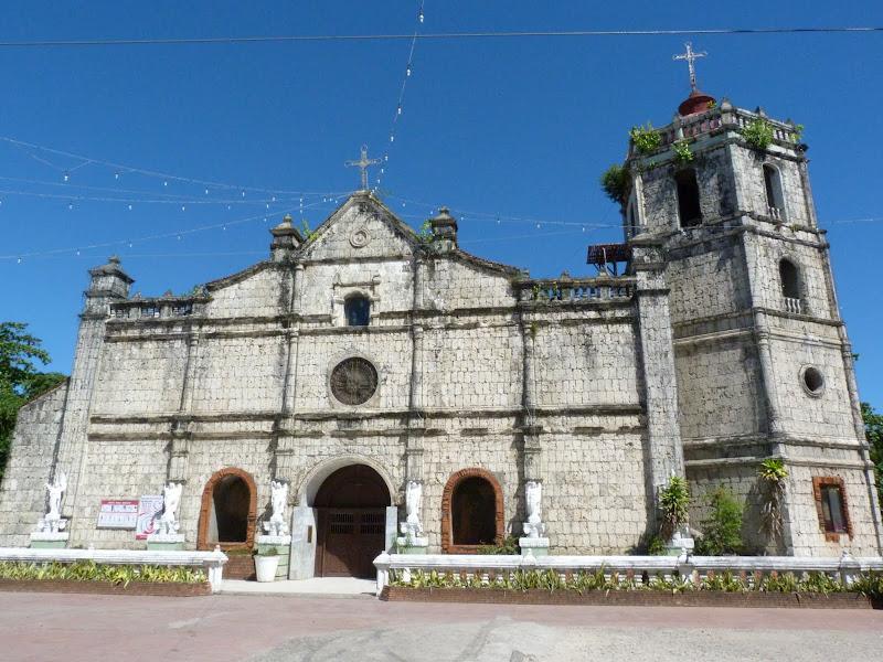 Danao. St Thomas de Villanueva Church. 1755 pierres (corail) non maçonnées