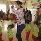 Rhyme Session for Parents (PG & Nursery) 30-8-2016