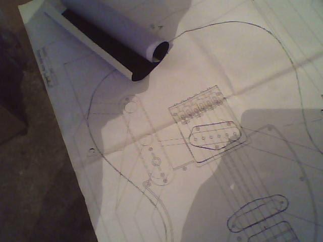 Construção guitarra telecaster, meu 1º projeto bolt on. Finalizado e com vídeo Imagem+028