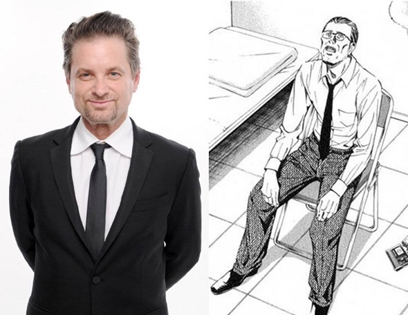 Shea Whigham_James Turner_Death Note