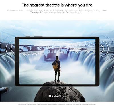 Samsung Galaxy Tab A7 Lite RM 699 Sahaja!