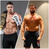 Jamal Ben Seddik vs Rico Verhoeven en kickboxing aujourd'hui 23 octobre 2021 sur les chaines suivantes