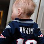 Baby Brady.