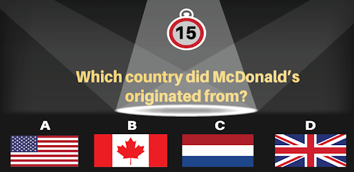 Brand Quiz - Guess The Country for PC