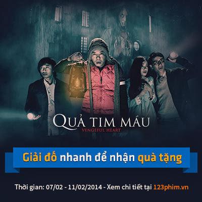 Quả Tim Máu Phim Kinh Dị Việt Nam
