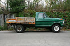 1969 Ford F250 (f-260) F-250 Pickup Truck 4X4 Highboy w/ NP205 Transfer case