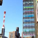 shimbashi in Shinagawa, Tokyo, Japan