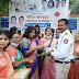 मनपाच्या महिला पदाधिकाऱ्यांनी बांधली वाहतूक पोलिसांना राखी. #Trafficpolice #Rakshabandhan