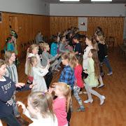 Zabawa Oazy Dzieci Bożych, ministrantów i scholi