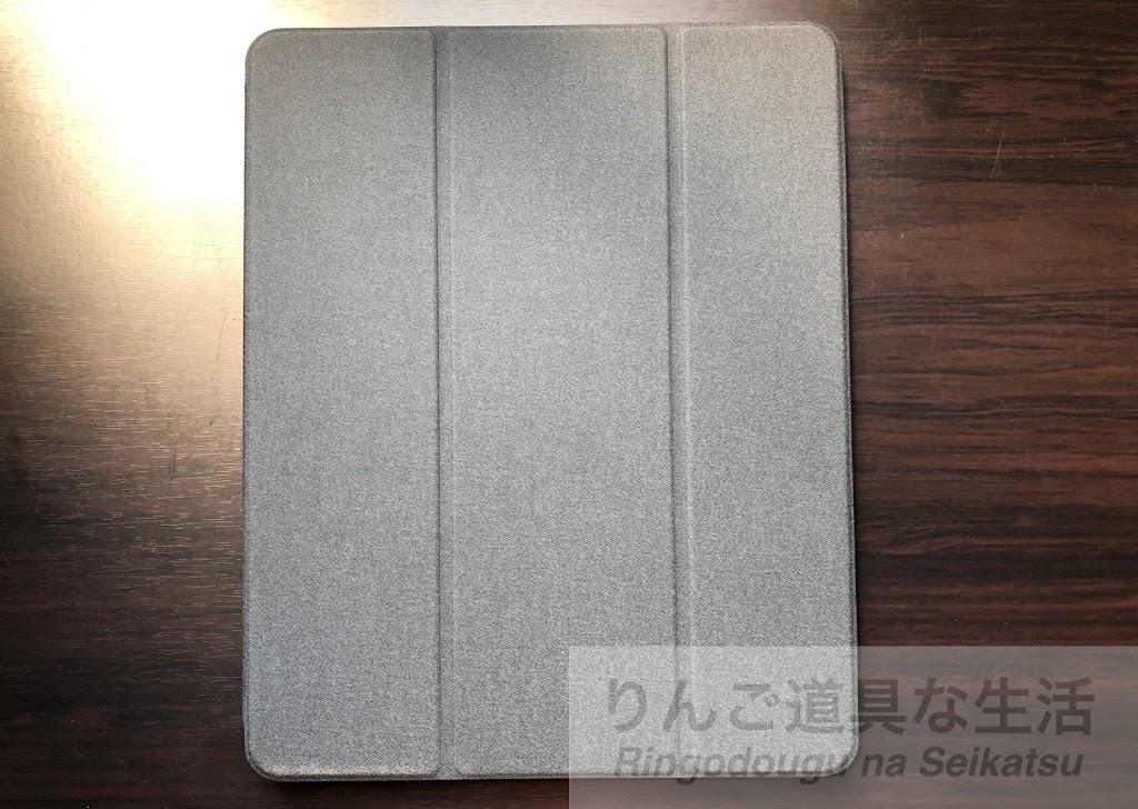 Apple Pencilのケース内充電対応KMXDD iPad Pro 12.9inch (2018) ケース