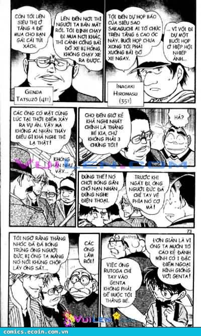 Detective Conan Chap 569 - Truyen.Chap.VN