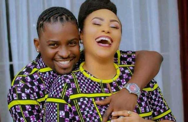 Esma Platinumz with her husband