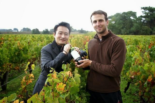 若手醸造家のバランスの良いワインも