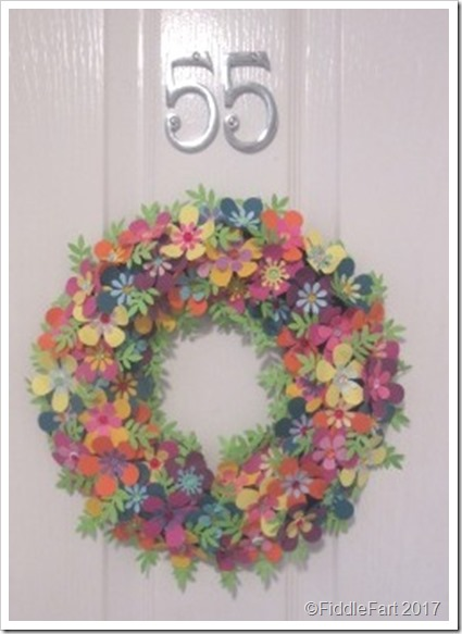 Easter Door Wreath 1