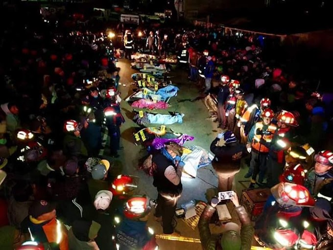 Tragedia en Guatemala, 30 muertos.