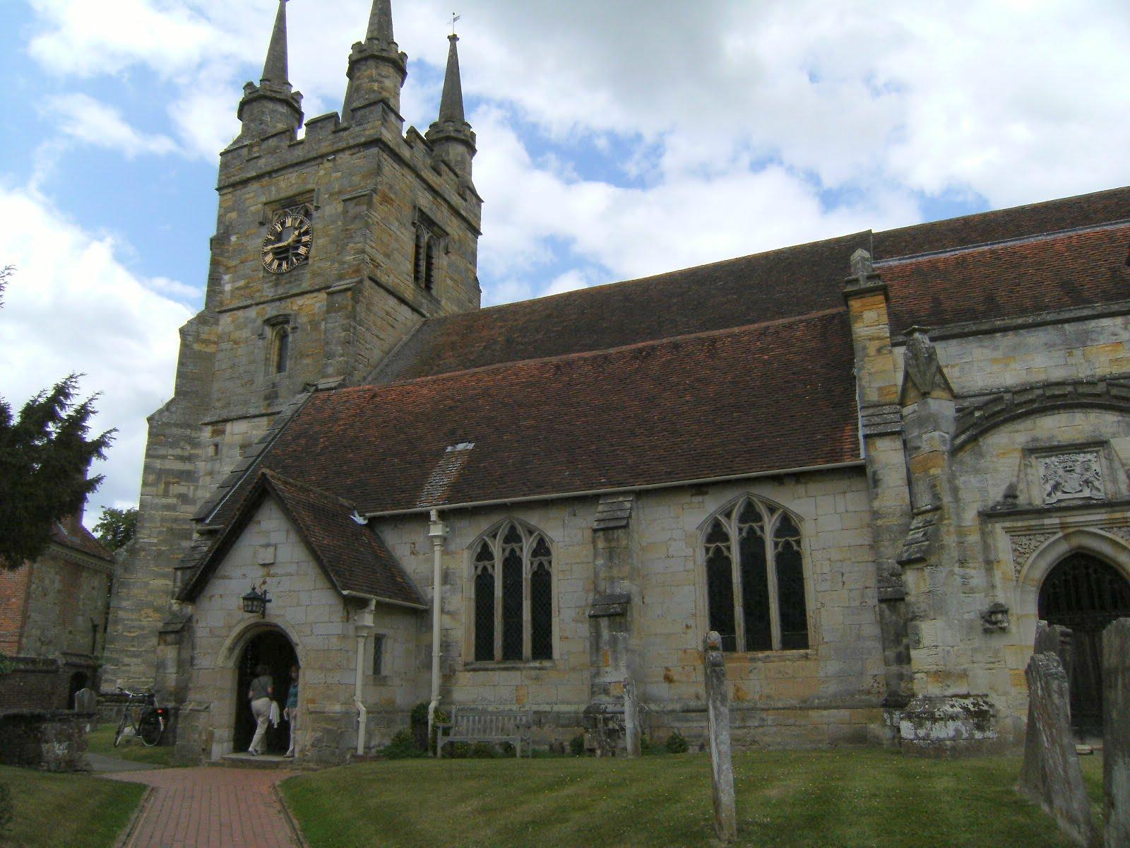 DSCF1002 St John the Baptist Church, Penshurst