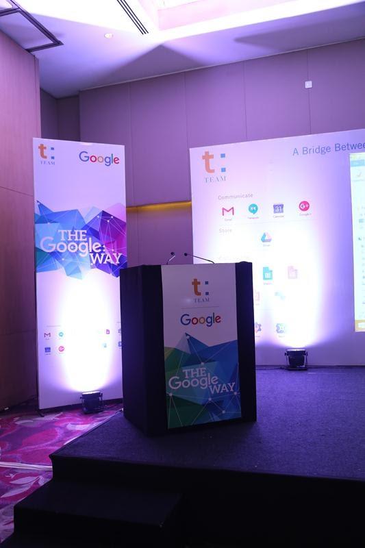 Google - The Google way - 1
