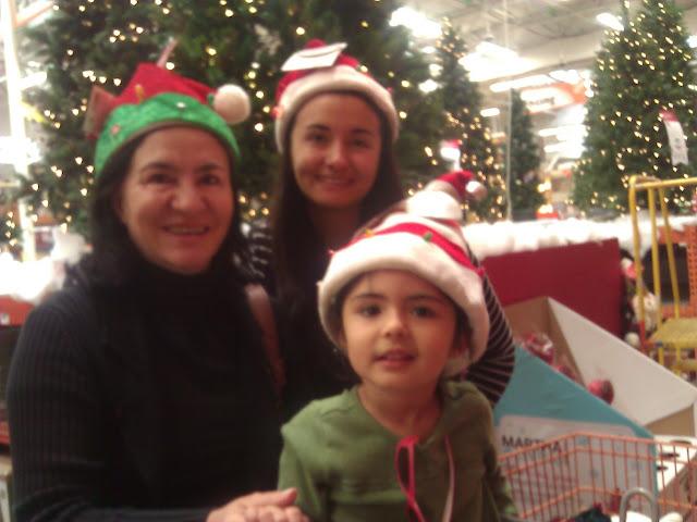 Decoracionde Navidad de Home Depot