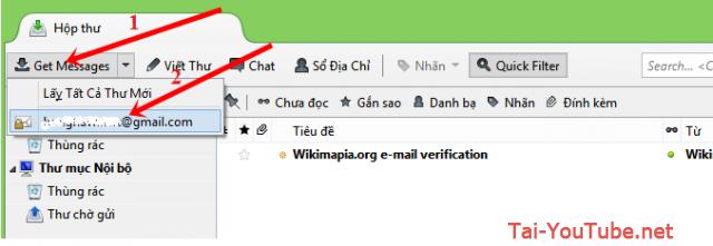 Cách sao lưu tất cả email trong tài khoản Google Gmail + Hình 6