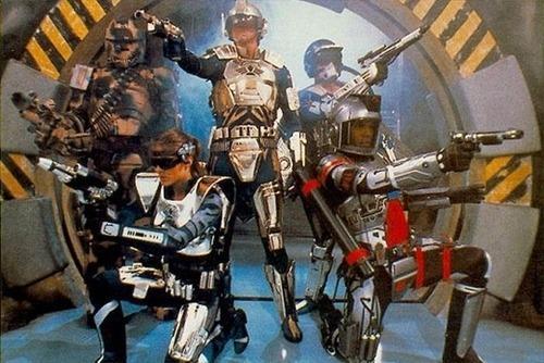 Capitan Power y los Soldados del Futuro