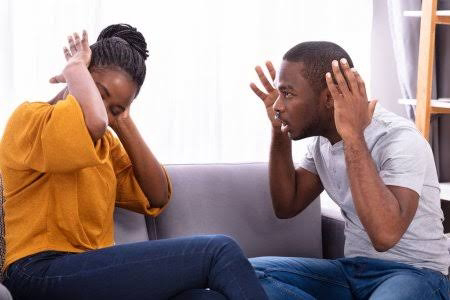 HOW DOES YOUR PARTNER TREAT YOU WHEN YOU ARE WRONG?