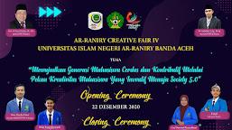 Ar-Ranirry Creative Fair Fair IV