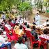 आगामी 9 अगस्त को विधानसभा के घेराव हेतु ग्रामीण अंचलों में कांग्रेस कार्यकर्ताओं के द्वारा की जा रही तैयारियां