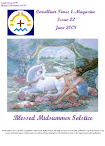 Issue 22 June 2008 Blessed Midsummer Solstice