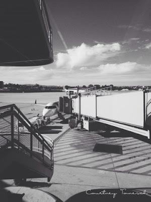 Courtney Tomesch San Diego Airport