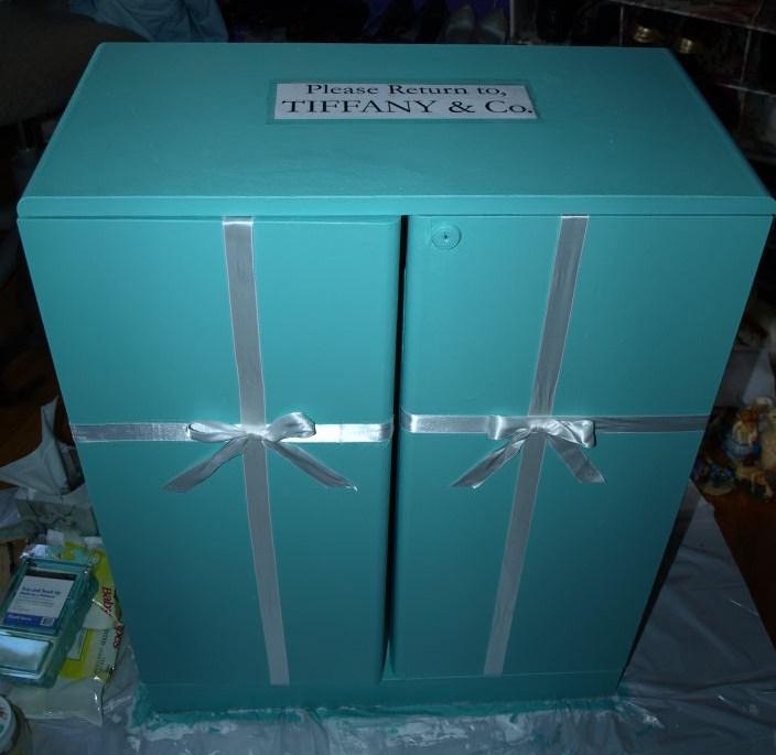 Tiffany Inspired Home Decor!