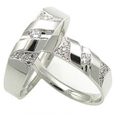 Nhẫn đôi, nhẫn bạc, trang sức