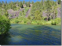 Truckee River, Granite Flat Campground, Truckee, California