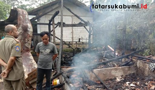Tragis Dimakamkan Terpisah, Suami Istri Korban Dugaan Bakar Diri di Sukabumi