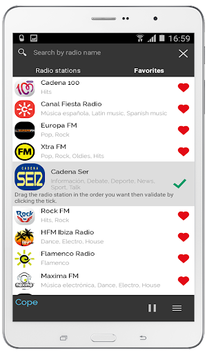 Radio Spain 1.0 screenshots 6