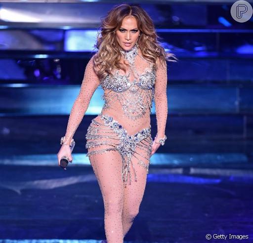 Jennifer Lopez  Beauty está quase pronta para seu lançamento