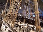 Το βυθισμένο πλοίο στο Μουσείο Βάσα