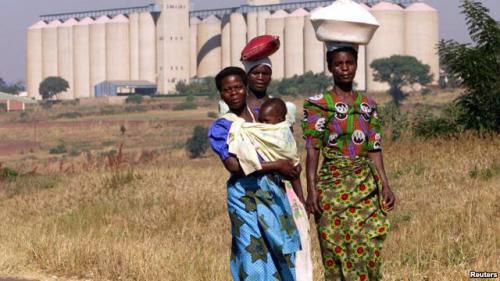Breaking Tradition Men In Malawi Fight Gender Based Violence