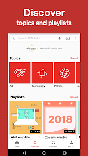 TED App Latest Version Download For Android and iPhone 3