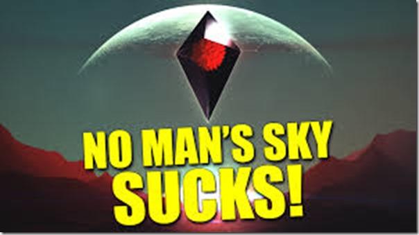 """No """"No Man's Sky""""?"""