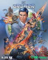 Duodécima temporada de Archer