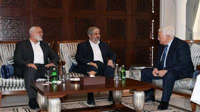 Rekonsiliasi di Doha sukses, Hamas dan Fatah bersatu melawan Israel